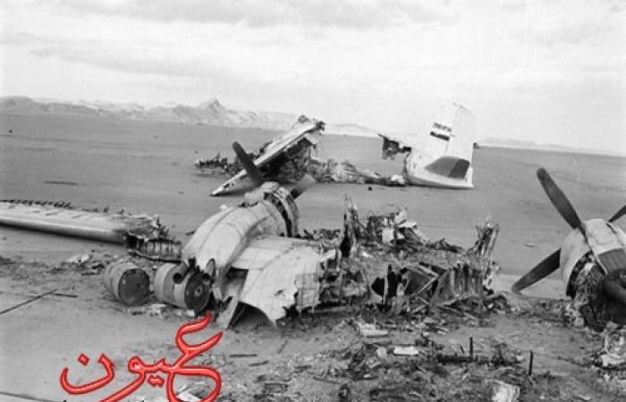 إسرائيل تكشف عن وثائق من حرب الـ 67 وتفاصيل تدمير قواعد جوية مصرية