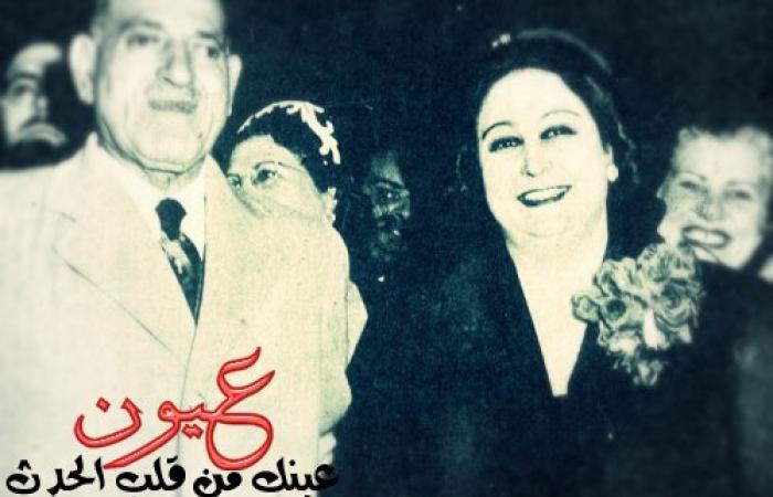 قصة «خناقة» مصطفى النحاس مع زوجته بسبب «طقم صالون»: «حزب الوفد حاش بينهم»