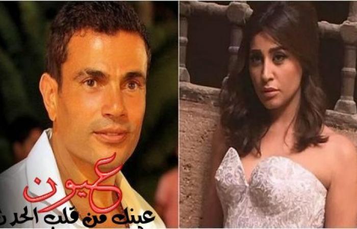 عمرو دياب يصطحب دينا الشربينى في رحلة إلى الإمارات
