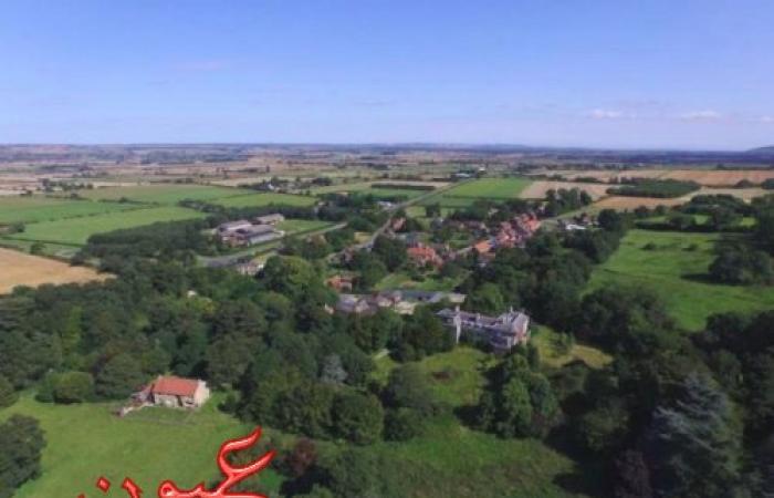 بالصور : بريطانيا .. قرية كاملة معروضة للبيع بـ 26 مليون دولار