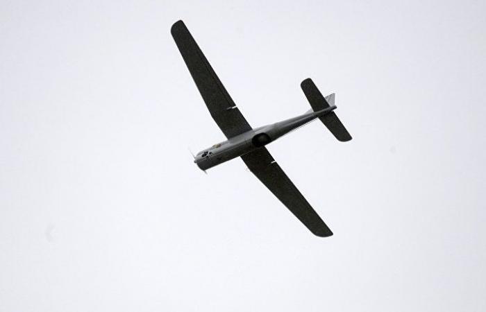 """""""أنصار الله"""" تكشف نوع الطائرة الأمريكية التي أسقطتها فوق صنعاء"""
