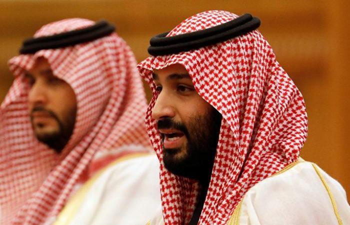 محمد بن سلمان يلتقي مسئولا كبيرا
