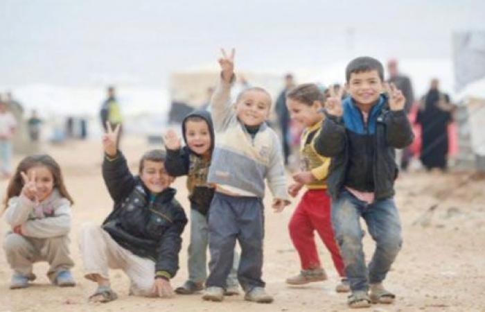 """""""مفوضية الأمم المتحدة"""": نصف اللاجئين في الأردن أطفال"""