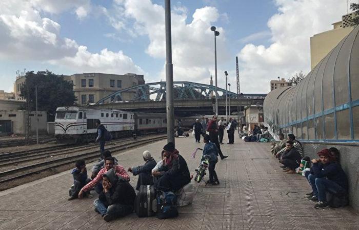 مصر تنفي خصخصة السكك الحديدية