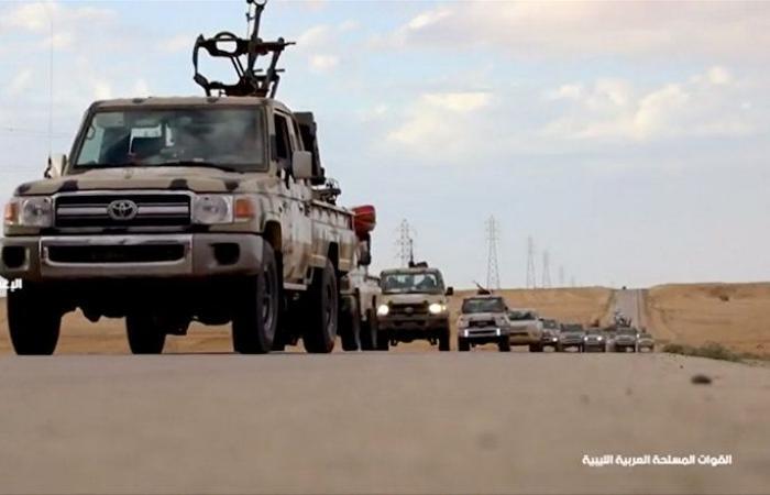حكومة الوفاق الوطني تعلن السيطرة على قاعدة جوية جنوبي ليبيا