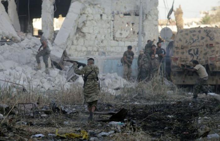 مديرية أمن شحات الليبية تكشف تفاصيل الخطة الأمنية لتأمين مدينة درنة شرقي البلاد