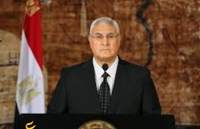 عاجل- نكشف تفاصيل محاولة إغتيال الرئيس عدلى منصور