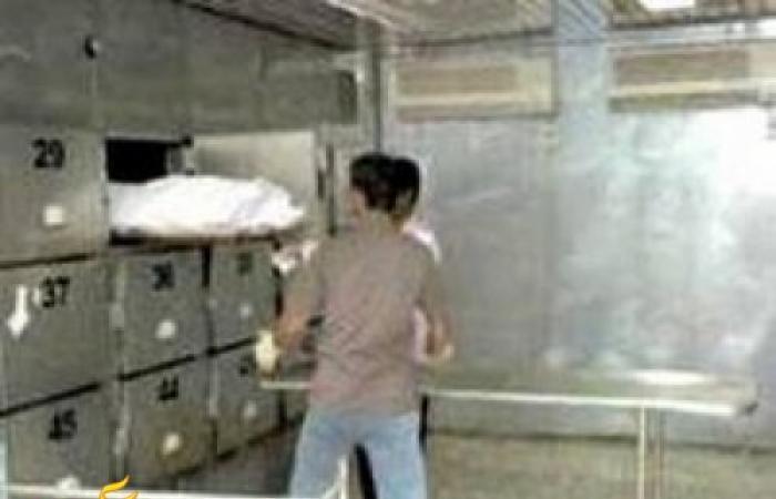 اعلان حالة الطوارئ بمشرحة زينهم واخلائها من الجثث