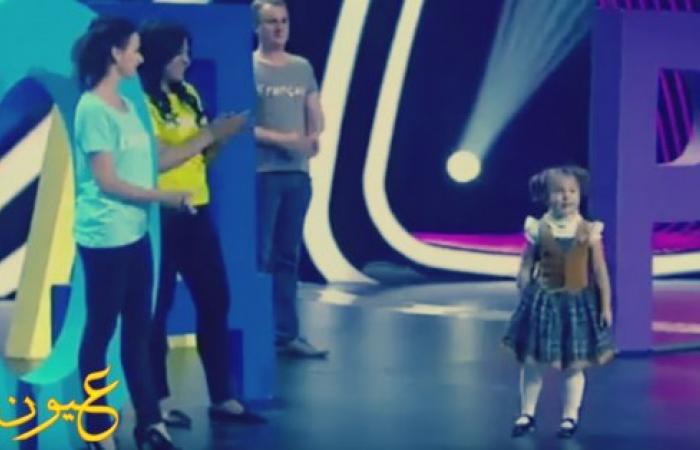 """بالفيديو : طفلة عبقرية تتحدث 7 لغات بينها العربية """"عمرها 4 سنوات فقط"""" ..."""