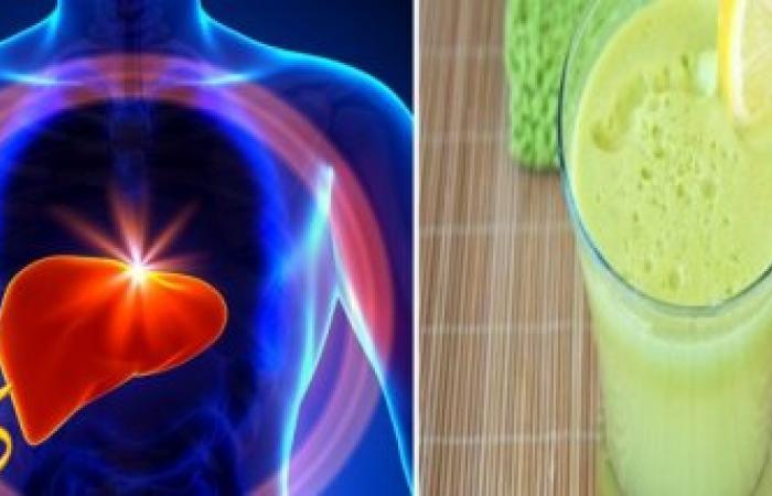 المشروب السحري و الصحي الفعال للتخلص من جميع السموم الموجودة في الجسم الكبد،الأوعية،الشريان والكلي