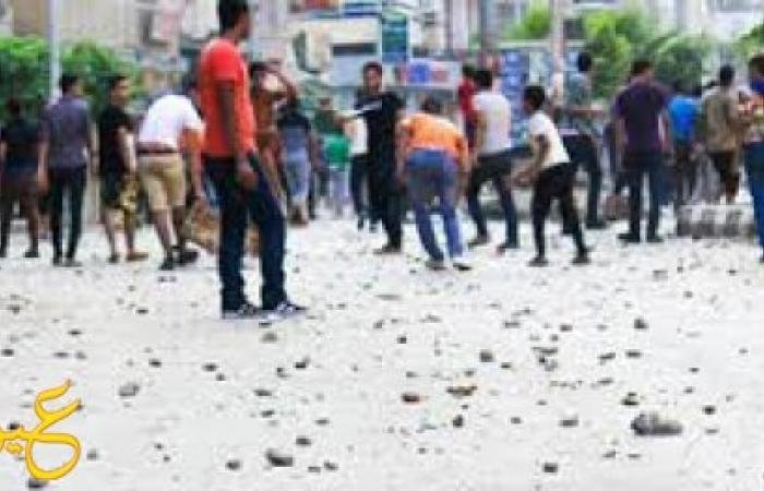 اشتباكات بين الإخوان والأهالي بالخرطوش والمولوتوف في محيط مجلس مدينة الزقازيق
