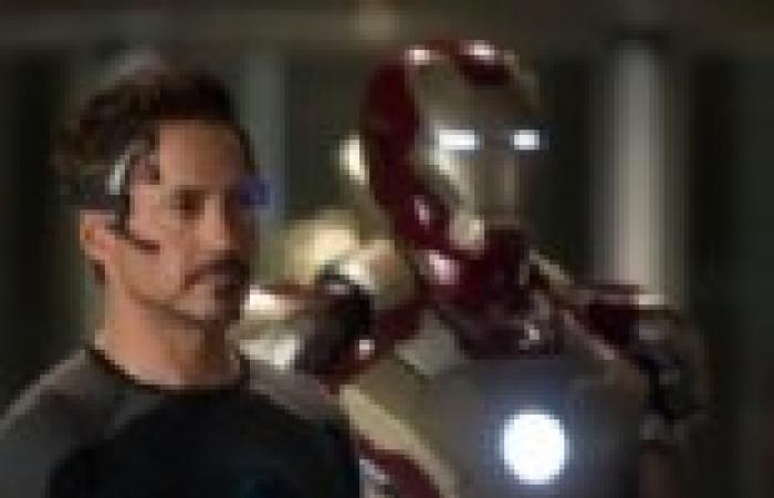 """فيلم """"الرجل الحديدي 3"""" يحقق إيرادات مليار دولار في شباك التذاكر العالمي"""