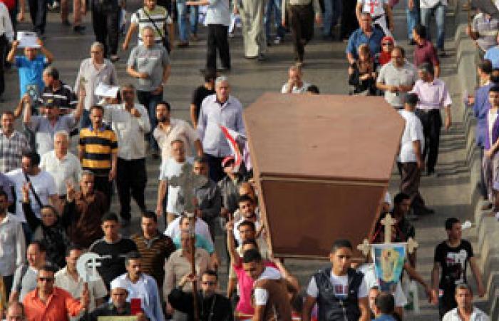 """""""شباب ماسبيرو"""" يعلن تفاصيل مسيرة تأبين شهداء الكاتدرائية"""