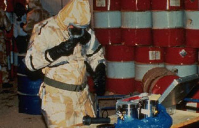 """الأمم المتحدة: معلومات """"متزايدة"""" عن استخدام أسلحة كيميائية بسوريا"""