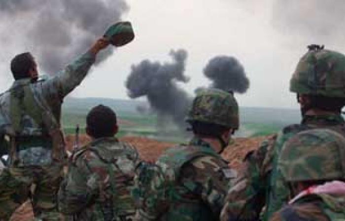 """خندق وكاميرات حول كركوك العراقية للحد من """"تسلل الإرهابيين"""""""