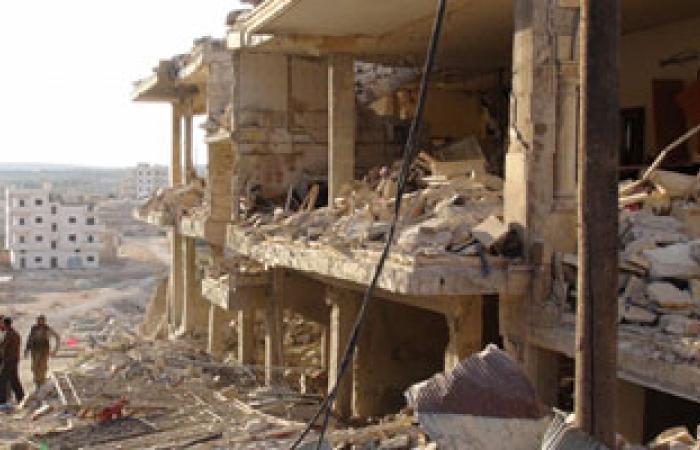 الجيش السورى الحر يسيطر على ثلاثة مواقع فى مدينة القصير