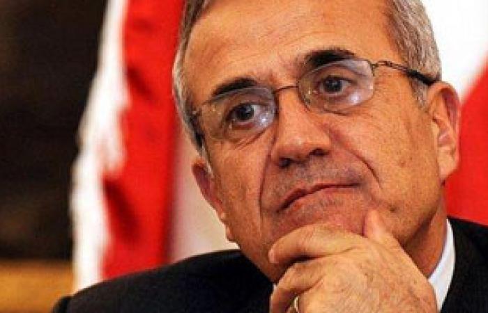الرئيس اللبنانى: ما يجرى بطرابلس انعكاس لما يحدث فى سوريا