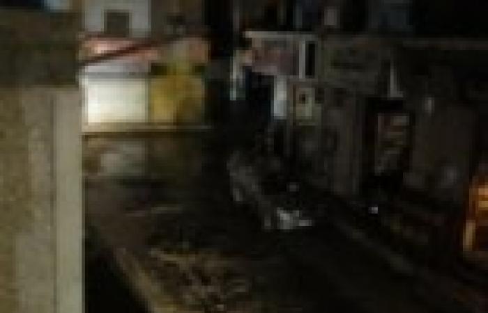 وقفة احتجاجية لصناع الأثاث بدمياط اعتراضا على انقطاع الكهرباء