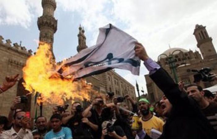 """غدا.. مسيرة طلابية وحرق العلم الإسرائيلى بـ""""يوم الغضب"""" بالإسكندرية"""