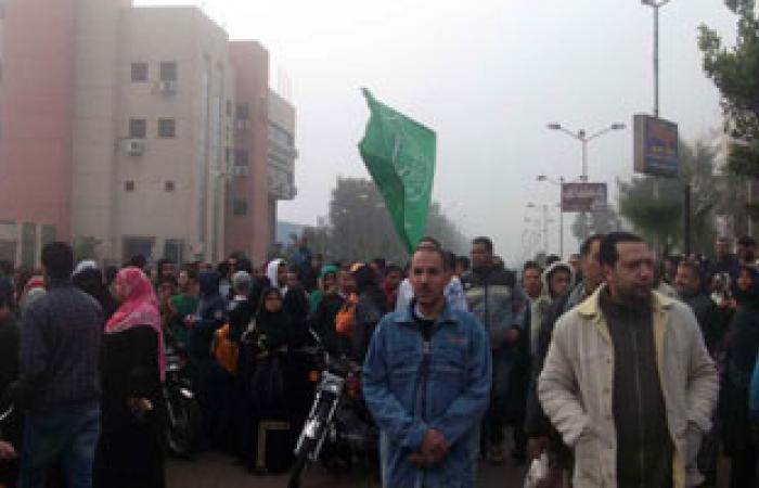 """مسيرة حاشدة لـ""""أولتراس المصرى"""" للمطالبة بحق الشهيد ونصرة المظلومين"""