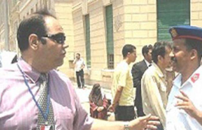 """""""حقوقى"""" يطالب بدورات تدريبية لرجال الداخلية المتعاملين مع المواطنين"""