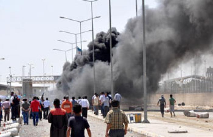 النظام السورى يطلق حملة قصف مدفعى على مدينة القصير