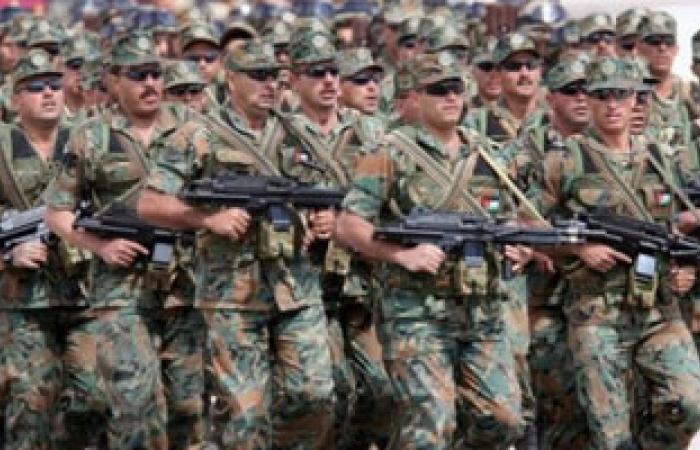 """مصدر عسكرى: الأردن تجرى مناورات """"الأسد المتأهب 2013 """" خلال أسابيع"""