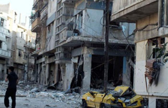 ارتفاع قتلى القصف المتواصل على القصير إلى 39 شخصا بينهم طفل