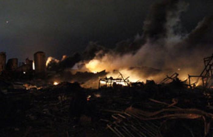 استمرار التوتر الأمنى فى طرابلس اللبنانية وسقوط صاروخ ثالث لم ينفجر
