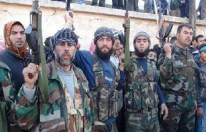 الجيش الحر ينفى علاقته بإطلاق صواريخ على بيروت