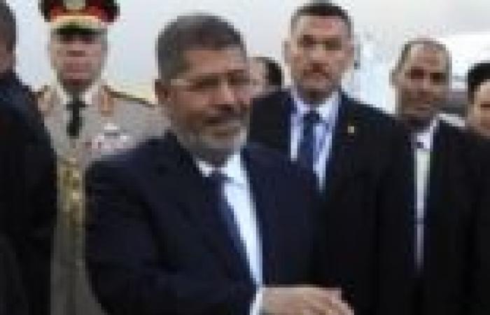 مرسي يلتقي رئيس نيجيريا لتعزيز العلاقات الثنائية