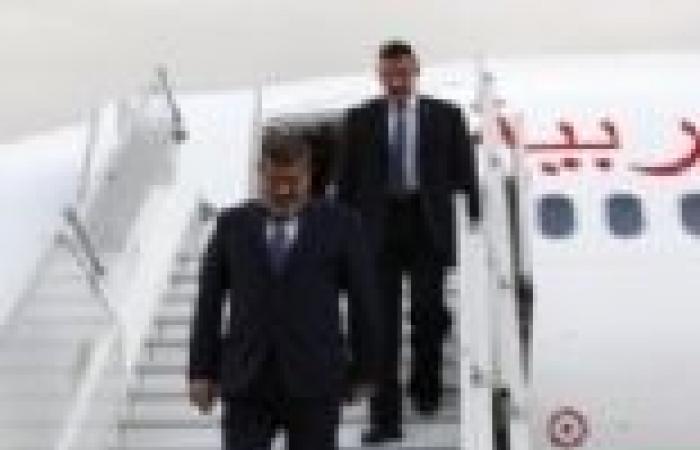 مرسي يعود إلى القاهرة بعد زيارة لإثيوبيا استغرقت 3 أيام