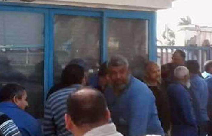 """""""تغيير"""" الإسكندرية تتضامن مع عمال """"فرج الله"""" المفصولين"""