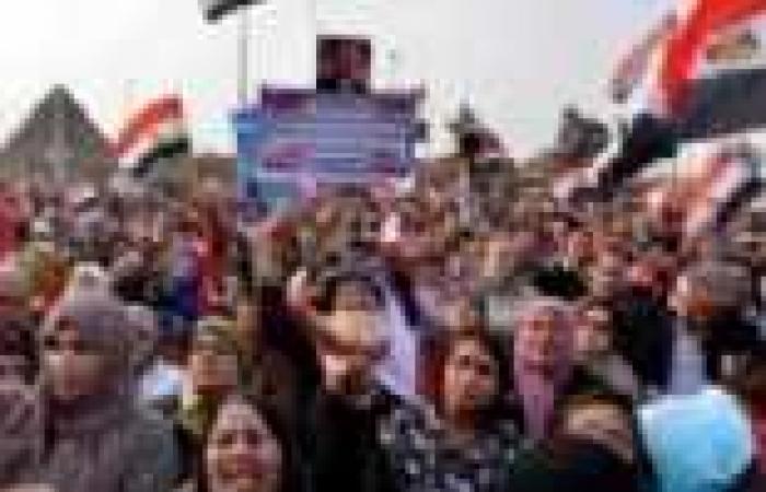 """الطقس يُلهب مظاهرات """"30 يونيو"""".. الجو حار بدرجة 34"""