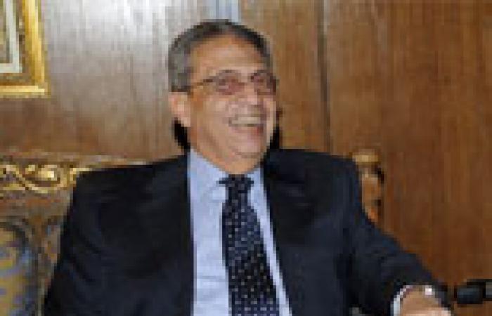 عمرو موسي يلتقى مبعوث الاتحاد الأوروبي لمناقشة الوضع الاقتصادي المصري