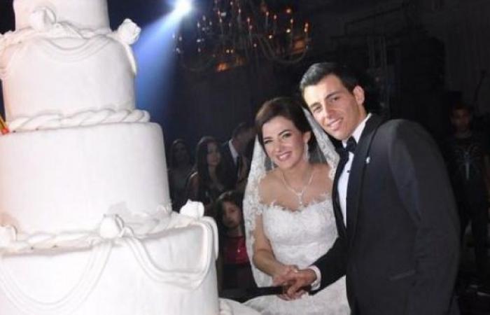 زفاف أسطوريّ لدنيا سمير غانم ورامي رضوان