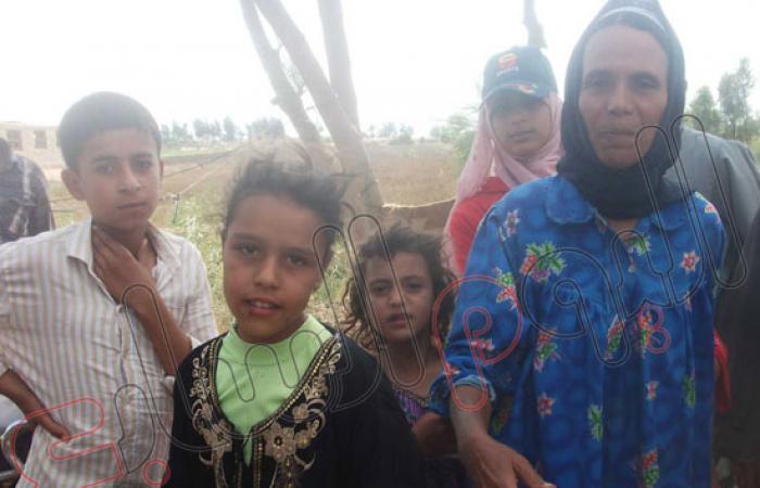 """بالصور.. """"سهل الطينة"""" ببورسعيد تطالب بتوفير مياه الرى والشرب"""