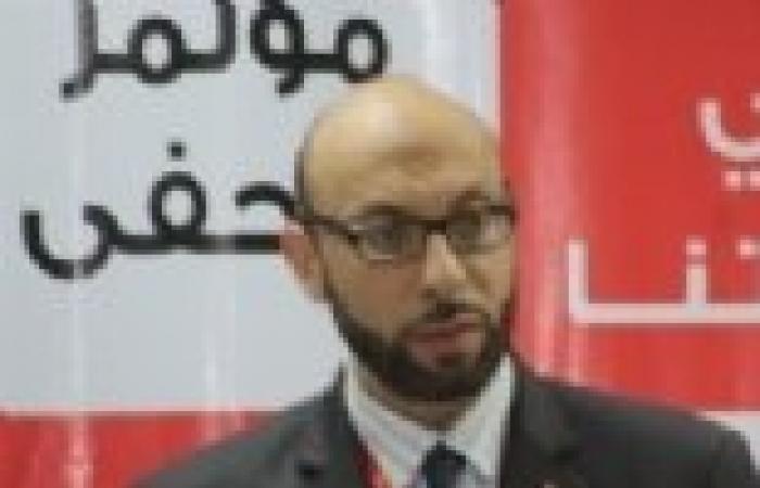 """وصول مدير مكتب الرئيس.. و""""مرسي"""" يشارك في فعالية نصرة سوريا بعد دقائق"""