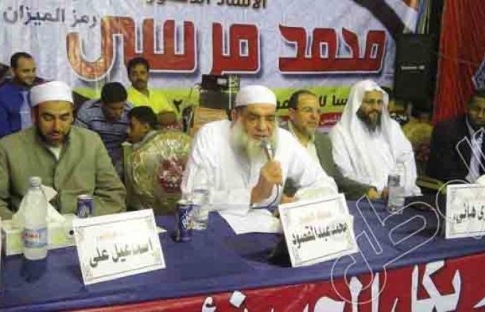 """محمد عبدالمقصود لمرسي: عليك أن تستغنى عن """"الأنجاس"""" الذين لا يعترفون بالنبي وأهل بيته"""
