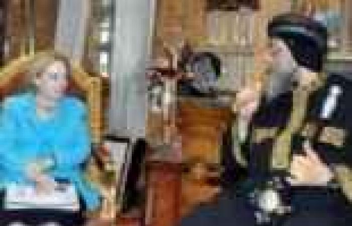 """""""شباب ماسبيرو"""": نرفض زيارة السفيرة الأمريكية للبابا.. ونحذر من تآمر """"الأخوان"""" و""""حماس"""" على المصريين"""