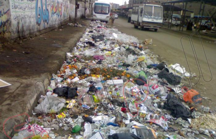 """محافظ القليوبية الجديد يطلق حملة نظافة بـ""""شبرا الخيمة"""""""