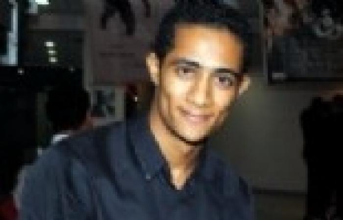 """الفنان محمد رمضان يصل """"التحرير"""".. ويشارك المتظاهرين هتافهم"""
