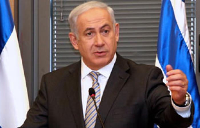 نتنياهو: مستعد للجلوس فى خيمة المفاوضات مع الفلسطينيين حتى تصاعد الدخان الأبيض