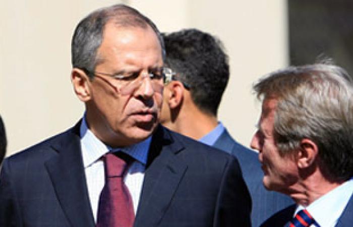 لافروف: الوضع فى ليبيا يشكل تهديداً إرهابياً صريحاً على دول الجوار
