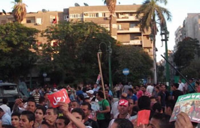 شباب الــوفد بأسيوط يؤكد أنه لا بديل عن تنحى محمد مرسى