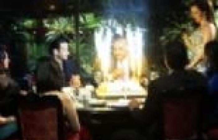 """الحلقة الأولى من """"نقطة ضعف"""": """"علية"""" تحضر لعيد ميلاد الدكتور """"عمر الشناوي"""""""