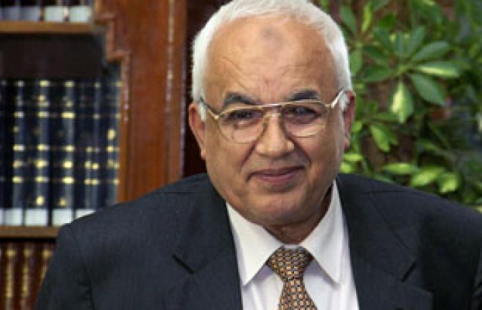 علماء الأزهر والأوقاف فى عزاء الدكتور عبد الله الحسينى
