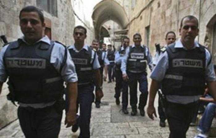 انتشار واسع لشرطة الاحتلال فى محيط الأقصى فى الجمعة الأولى من رمضان