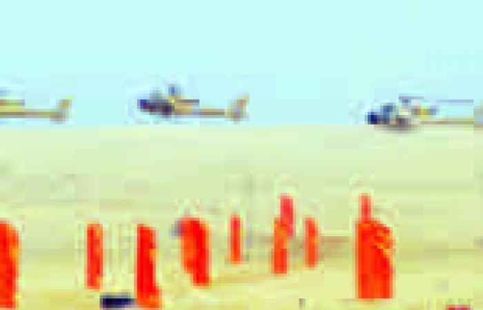 «الإرهاب» يكثف هجماته ويضرب مدن القناة.. والطائرات المصرية تحلق فوق فلسطين