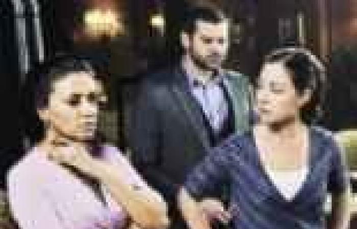 """الحلقة السابعة من """"نيران صديقة"""": الأصدقاء الخمسة يطلبون السماح من """"نهال"""""""